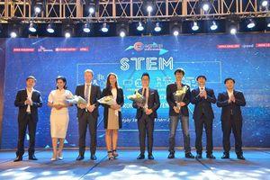 STEM- Nền tảng vững chắc cho học sinh trong kỷ nguyên số