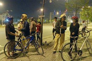 TP HCM: Xử lý hàng loạt xe đạp vi phạm giao thông