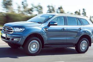 Phiên bản giá rẻ của Ford Everest 2019 vừa tung ra có gì đặc biệt?