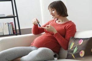 Chị em mắc bệnh tiểu đường trước khi mang thai hãy làm điều này để bảo vệ sức khỏe