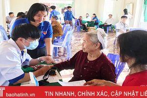 Gần 2.000 ĐVTN Hà Tĩnh tham gia 'Tình nguyện mùa đông 2018'