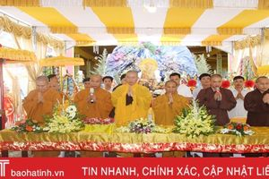 Thiền viện Trúc Lâm phối hợp trao 121 suất quà cho hộ nghèo