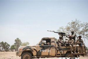 Boko Haram tấn công căn cứ quân sự của quân đội Nigeria
