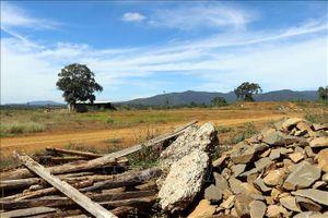 Hàng loạt dự án 'đầu tư trên giấy' tại huyện Kon Plông, Kon Tum
