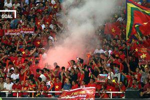 Việt Nam dẫn đầu về lượng khán giả đến sân tại AFF Cup 2018