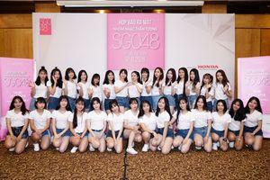Bất ngờ nhóm nhạc thần tượng nữ SGO48 Việt Nam phiên bản Nhật