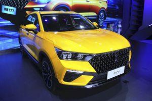 SUV 300 triệu đồng trang bị trợ lý ảo thông minh của Trung Quốc gây sốt tại Triển lãm ôtô Quảng Châu 2018