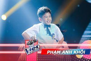 Liveshow 1: Với thông điệp 'sống vì đam mê', Anh Khôi khiến HLV Hồ Hoài Anh 'bóc phốt' Lưu Hương Giang 'học dốt'