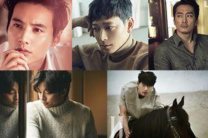 Những 'ông chú' vạn người mê của điện ảnh Hàn Quốc (Phần 2)