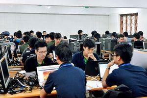 Cuộc thi 'Sinh viên với ATTT' 2018 thu hút nhiều đội tham dự