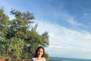 Tiểu Vy khoe vóc dáng săn chắc, gợi cảm tại 'Hoa hậu Thế giới 2018'