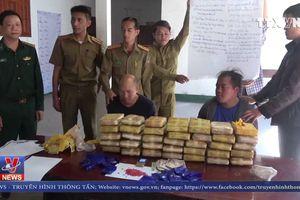 Phá đường dây ma túy lớn từ Lào về Việt Nam