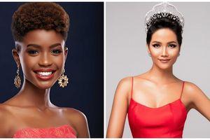 Miss Universe 2018: Lộ diện nhan sắc soán ngôi 'người đẹp da đen' của H'Hen Niê