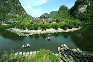 Tràng An (Ninh Bình): Du lịch sinh thái gắn với bảo vệ môi trường