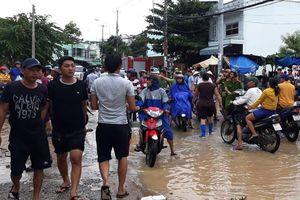 Sập quán phở ở Nha Trang, ít nhất 2 người chết, 1 người bị thương