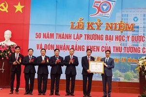 Trường Đại học Y Dược Thái Bình: Kỷ niệm 50 năm thành lập