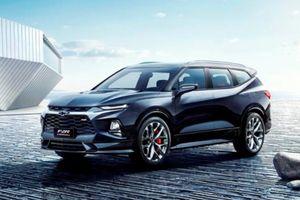 Chevrolet FNR Carry All Concept trình làng, 'đe dọa' Toyota Land Cruiser