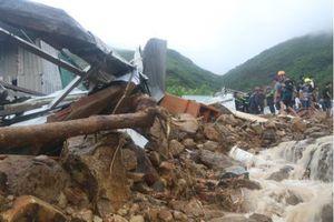 Ít nhất 3 người thiệt mạng tại Khánh Hòa do mưa lũ