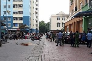 Thanh Hóa: Người đàn ông tử vong tại sân chung cư