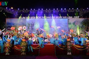 Ngày hội văn hóa, thể thao và ngày hội cam Phù Yên (Sơn La)