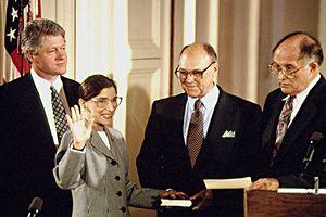 Câu chuyện về nữ thẩm phán Bader Ginsburg