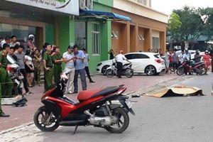 Thanh Hóa: Người đàn ông tử vong dưới sân chung cư