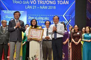 50 Nhà giáo tiêu biểu được nhận Giải thưởng Võ Trường Toản