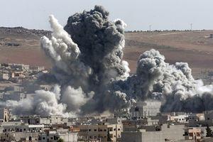 Syria tố liên quân Mỹ không kích khiến 43 dân thường thiệt mạng