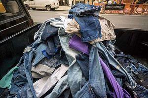 Thay đổi văn hóa tái chế: Biến quần áo cũ thành vật liệu xây dựng