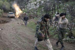 Nga: Phiến quân sát hại 18 binh sĩ Syria ở bắc Latakia