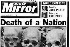 Tiết lộ kinh hoàng trong bài báo đầu tiên gửi về từ 'vùng đất chết' của Khmer Đỏ (1)