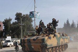 Đụng độ ác liệt giữa binh sĩ Thổ Nhĩ Kỳ và các tay súng đồng minh ở bắc Syria