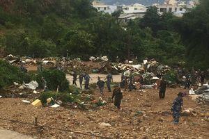 Nha Trang khẩn trương khắc phục hậu quả sau mưa bão