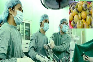Nhập viện cấp cứu sau khi ăn 10 trái hồng liên tục