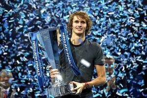 Cách nào Zverev hạ được Djokovic, đăng quang ATP Finals?
