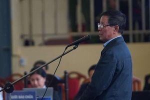 Ông Phan Văn Vĩnh nói chưa bao giờ chống lưng cho tội phạm