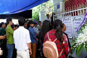 Vụ vỡ hồ nhân tạo ở Nha Trang: Đại tang gia đình nhà giáo