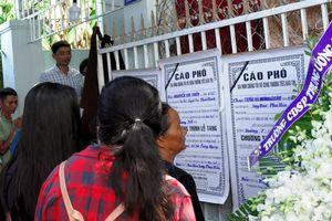 Đại tang 4 người trong gia đình thầy giáo trẻ sau vụ vỡ hồ nhân tạo
