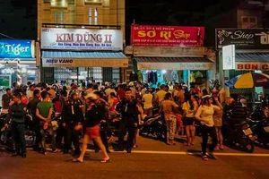 Thanh niên bịt mặt, cầm búa cướp tiệm vàng ở Quảng Nam
