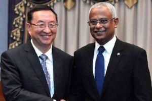 Maldives muốn hủy hiệp định thương mại với Trung Quốc