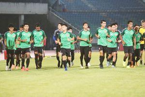 'Soi chân' Aung Thu và Myanmar trước trận đấu với tuyển Việt Nam