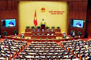 Tuần này, Quốc hội sẽ thông qua nhiều dự luật quan trọng