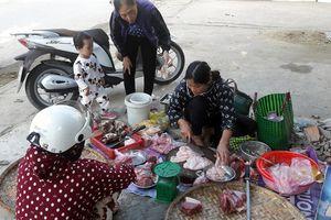 Kiểm soát giết mổ ở Thanh Hóa: 'Lực bất tòng tâm'!
