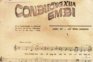 Nghị định mới về nghệ thuật biểu diễn: Sẽ bỏ khái niệm 'ca khúc trước năm 1975'