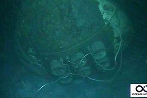 Argentina bất lực không trục vớt được xác tàu ngầm