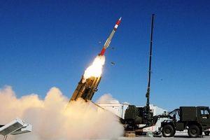 Liên quân Arap đánh chặn tên lửa siêu thanh
