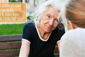Sản phẩm Nattospes giúp cải thiện tình trạng suy giảm trí nhớ