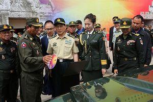 Campuchia phủ nhận tin cho Trung Quốc xây căn cứ Hải quân