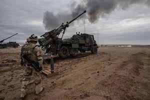 Mỹ phủ nhận gây thương vong dân Syria, Pháp điều trọng pháo