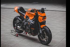 Yamaha MT-10 biến hóa cực chất, phong cách 'kẻ biến hình' Transformers
